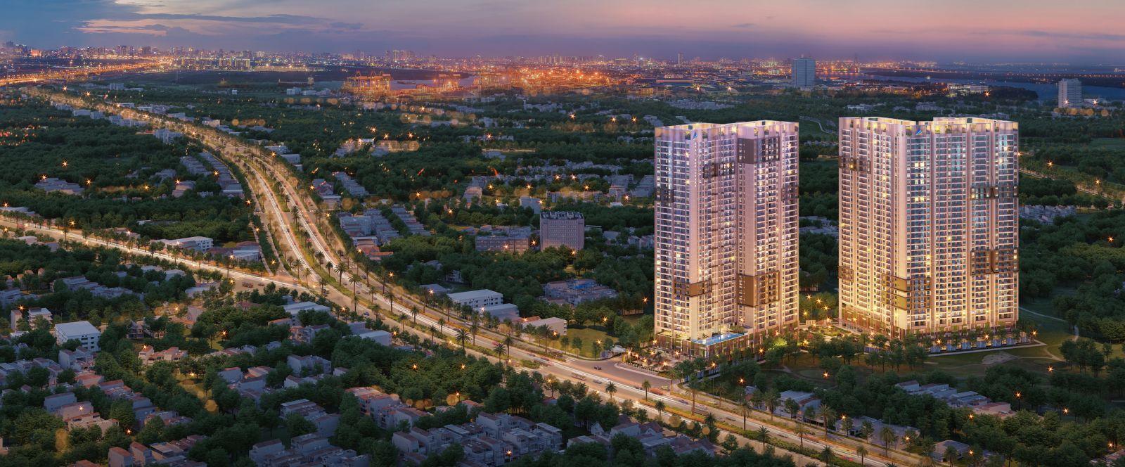 dự án căn hộ chung cư opla boulevard