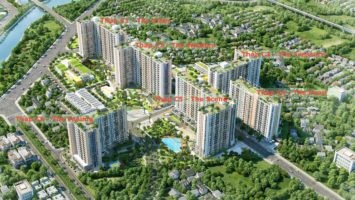Dự án Căn hộ Chung cư Pi City Thạnh Xuân Quận 12